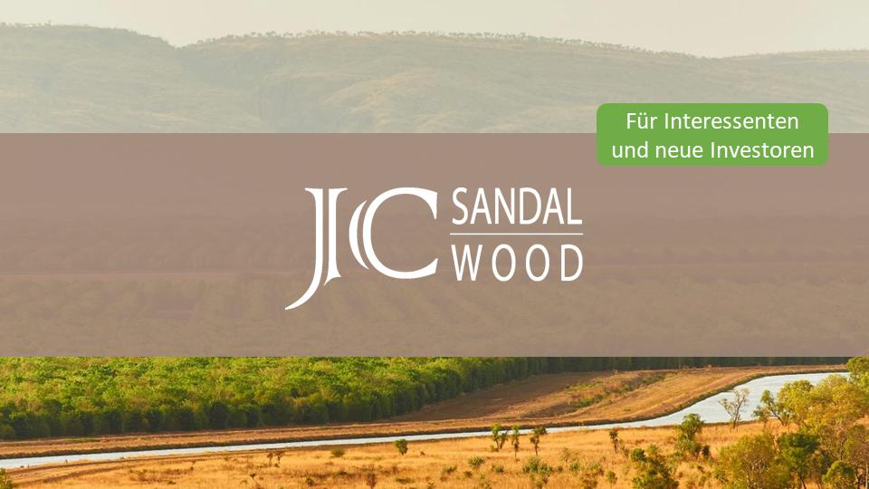 JC Sandalwood: nachhaltige Rendite durch Knappheit